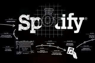 Rugi Besar, Spotify Tetap Ajukan IPO