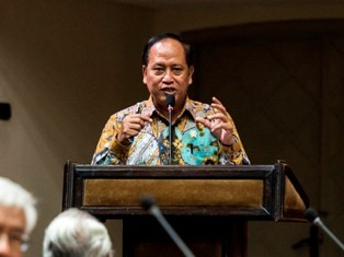 Menteri Riset Teknologi dan Pendidikan Tinggi (Menristekdikti)
