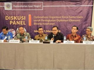 Indonesia Targetkan OKI untuk Diplomasi Ekonomi di Bidang Kesehatan