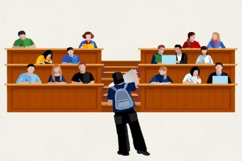Ilustrasi Kegiatan pendidikan, Medcom.id - M Rizal