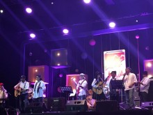 'Band Kabinet Jokowi' Ramaikan Hari Pertama Java Jazz