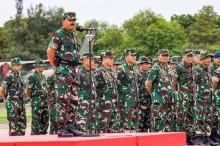 Panglima Mutasi 35 Perwira TNI