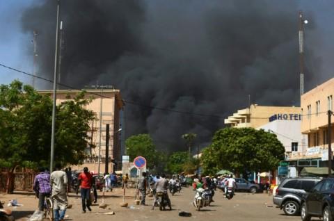 Serangan Ganda di Burkina Faso Tewaskan Puluhan Orang
