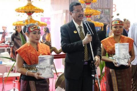 Sumatera Utara Promosikan Danau Toba Hingga ke Eropa