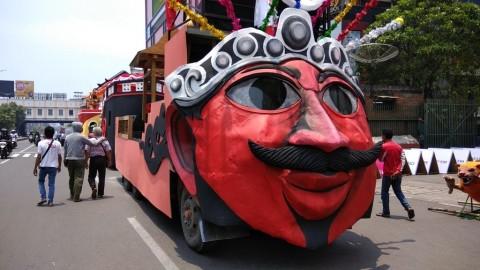 2 Ribu Peserta Ramaikan Karnaval Cap Go Meh