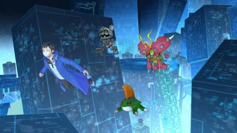 Digimon Story: Cyber Sleuth - Hacker's Memory Keren, Tapi...