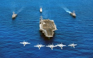 Pertama Kali Usai Perang, Kapal Induk AS Berlayar ke Vietnam