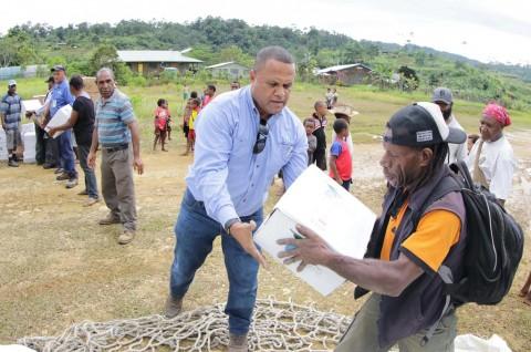 Korban Tewas Gempa di Papua Nugini Jadi 67 Orang