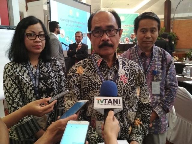 Kepala Biro Kerja Sama Luar Negeri Kementerian Pertanian, Mesah Tarigan