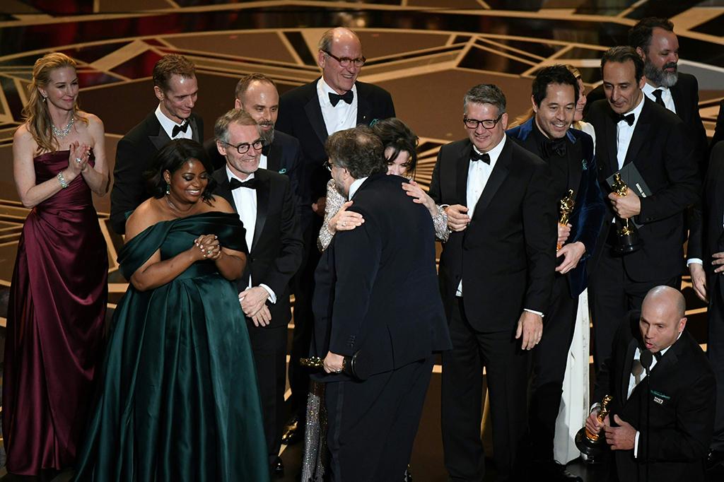 Deretan Pemenang Piala Oscar 2018