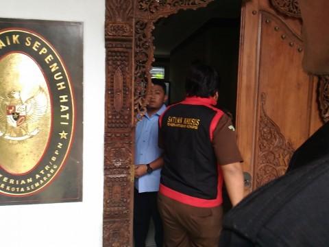 Kejaksaan Geledah Kantor Kepala BPN Kota Semarang