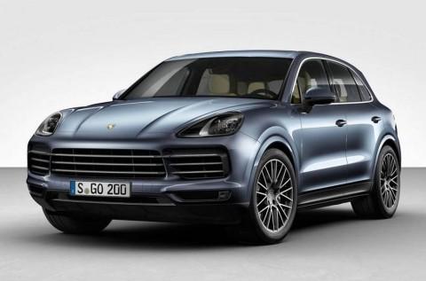 The New Cayenne Perkuat SUV Porsche di Indonesia