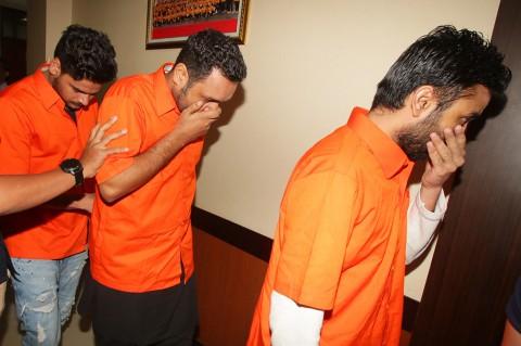 Empat WN India Sindikat Pemalsu Visa Ditangkap