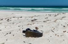 Botol Berisi Pesan Tertua Ditemukan di Pantai Australia