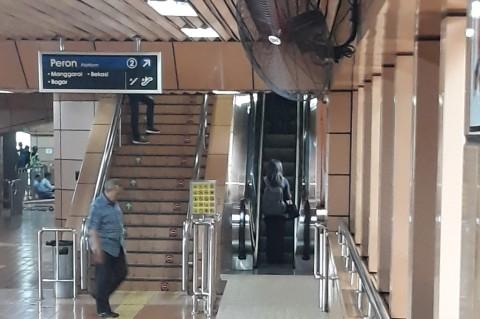Belum Semua Stasiun di Jabodetabek Ramah Disabilitas
