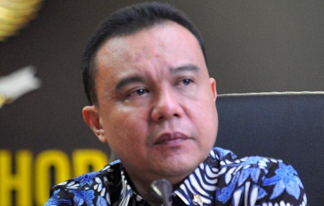 Wakil Ketua Umum Partai Gerindra, Sufmi Dasco Ahmad.