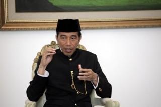 Jokowi Baru Merumuskan Kriteria Cawapres