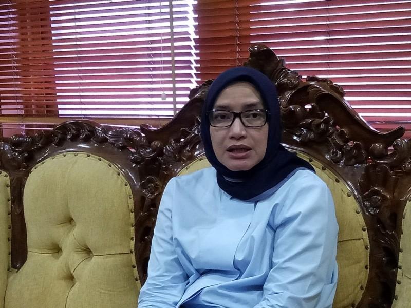 Komisioner Komisi Pemilihan Umum (KPU) Evi Novida Ginting. Foto: Medcom.id/Siti Yona Hukmana.