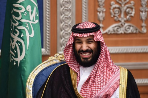 Putra Mahkota Arab Saudi Awali Kunjungan ke Inggris