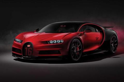 Bugatti Usung Chiron Versi Sport ke Geneva