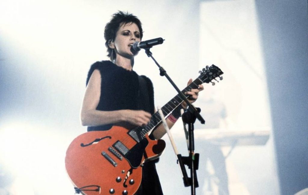 Mendiang Dolores O'Riordan, vokalis The Cranberries (Foto: Getty Images)