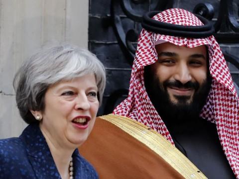 PM Inggris Akui Arab Saudi Selamatkan Nyawa Warganya