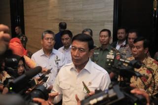 Wiranto Tegaskan Pentingnya Perubahan TV Analog ke Digital