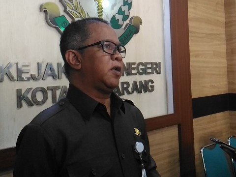 Kepala BPN Kota Semarang Dilepas Penyidik Kejari