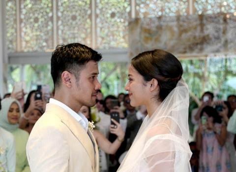Makna Angka 3 di Balik Pernikahan Chicco Jerikho dan Putri Marino