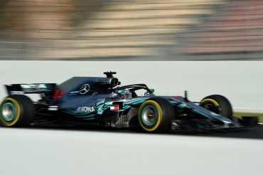 Hamilton: Potensi Mercedes Menjanjikan!