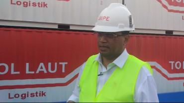 Besok, Jokowi Resmikan Pelabuhan di Kawasan Industri JIIPE
