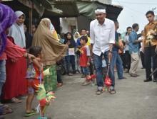 Cawagub Dedi    Ajak 'Kids Zaman Now' Bermain Permainan Tradisional