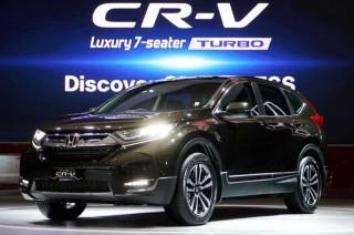 Honda <i>Recall</i> Ribuan CR-V 2017 di Indonesia