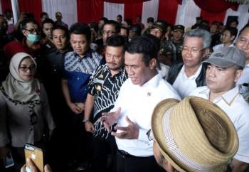 Melalui Upsus, Indonesia Terbebas dari Impor Beberapa Komoditas