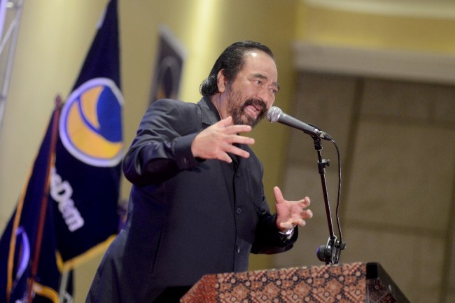 NasDem Percaya Jokowi Sudah Mengantongi Nama Cawapres