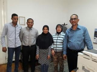 KBRI Kairo Pulangkan Dua TKI Ilegal yang Disiksa Majikan