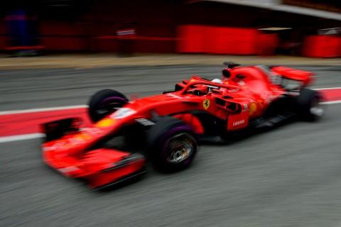 Vettel: Ferrari Punya Potensi Juara di F1 2018