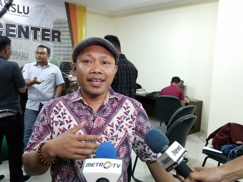 Koordinator Nasional Jaringan Pendidikan Pemilih untuk Rakyat (JPPR) Sunanto. Medcom.id/Yona Hukmana.
