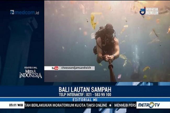 Bali Lautan Sampah