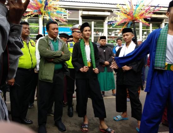 Menpora Apresiasi Karnaval dalam Memeriahkan  Asian Games 2018