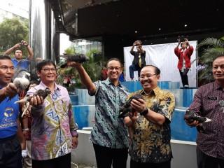 Anies Baswedan Resmikan Perwakilan Ombudsman Jakarta Raya