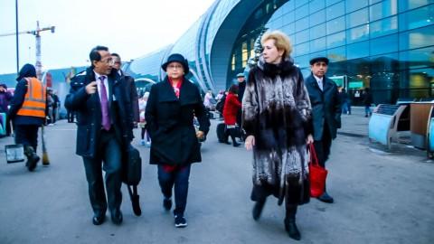 Menlu Retno Tajamkan Kerja Sama Ekonomi ke Rusia
