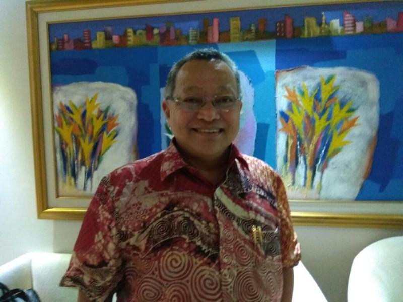 Ekonom Senior Universitas Gajah Mada (UGM) Tony Prasetiantono. Medcom/Desi A.