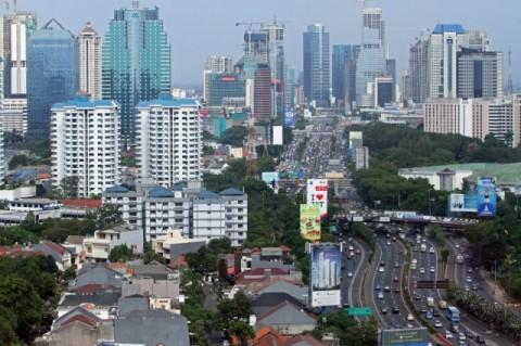 Gedung Tinggi di Jakarta Hindari Pajak atas Pengunaan Air Tanah