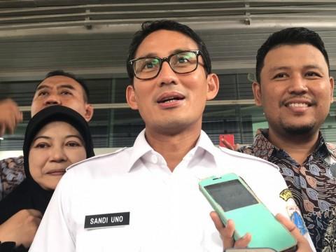 Sandi Target 95 Persen Kepuasan Jemaah Haji Jakarta