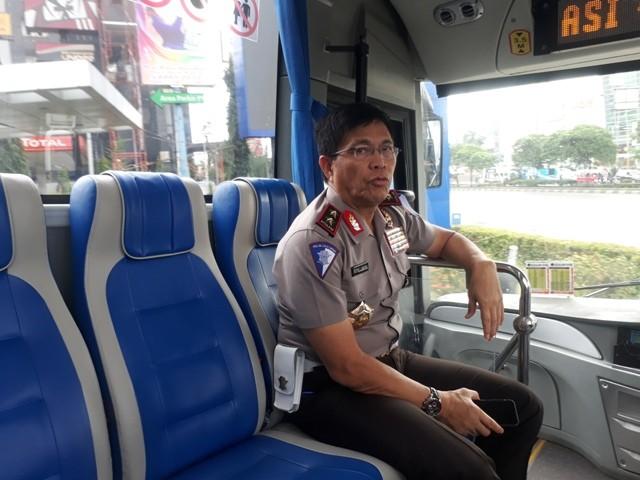 Kepala Korps Lalu Lintas Polri Irjen Royke Lumowa. Foto: Medcom.id/Damar Iradat