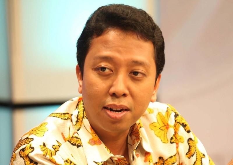 Ketua Umum PPP Romahurmuziy - MI/Ramdani.