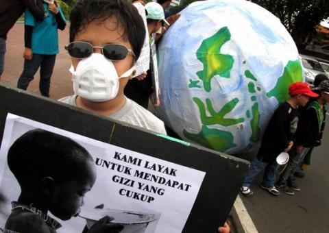 Gizi Buruk di Tangsel karena Penyakit Penyerta