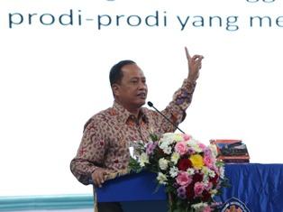 Menteri Riset, Teknologi, dan Pendidikan Tinggi (Menristekdikti)