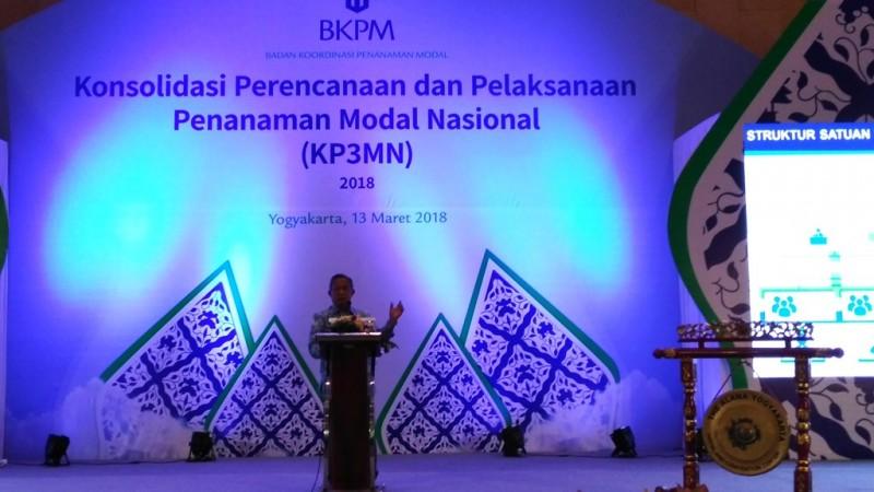 Menko Perekonomian Darmin Nasution. (FOTO: Medcom.id/Patricia Vicka)